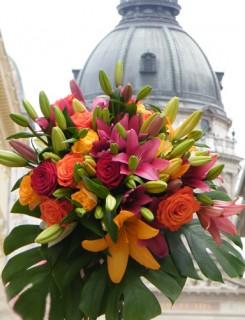 Sevilla virágcsokor