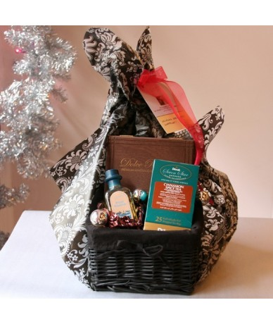 Gift Basket for Gentlemen