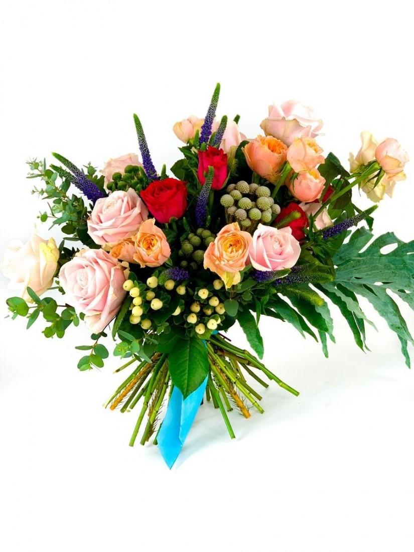Colour Cavalcade flower bouquet