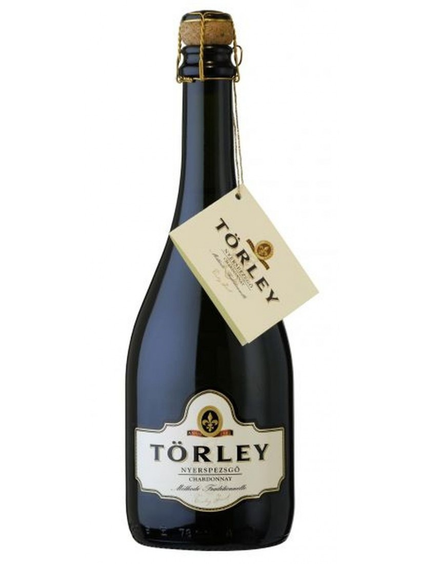 Törley Chardonnay Nyerspezsgő - Fleurt ajándékküldés