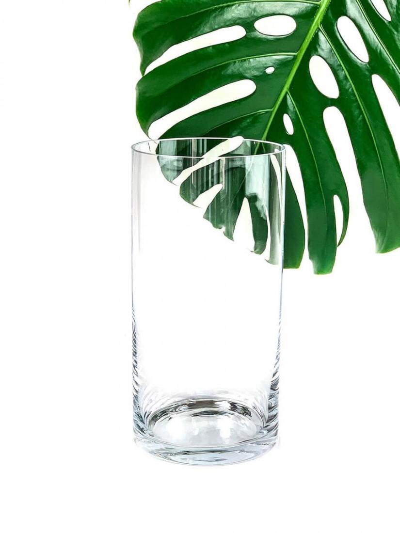 Üveg hengerváza