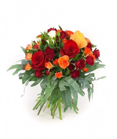 Master florists are ready to make you a gorgeous posy of today's freshest flowers