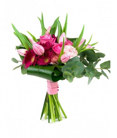 cute pink posy
