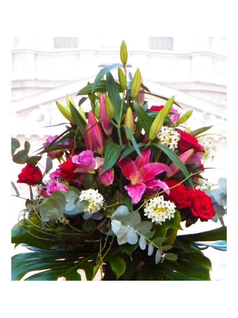Fuji flower bouquet