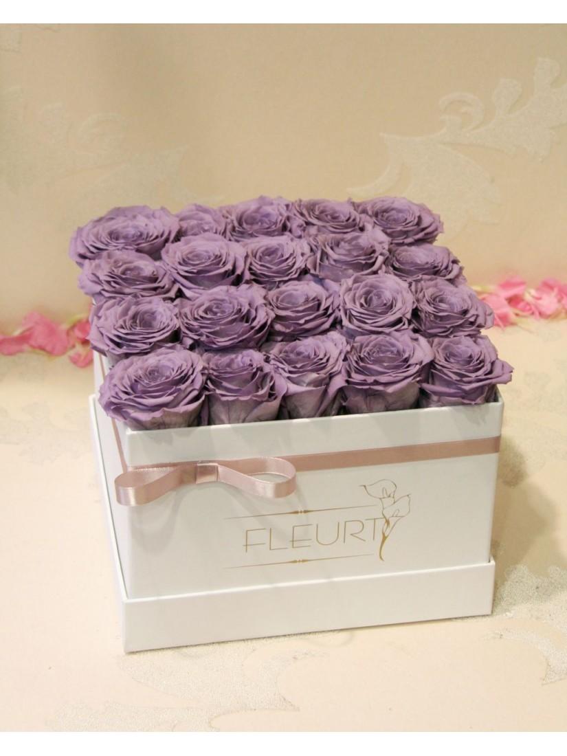 Pasztell lila vermont örök rózsa