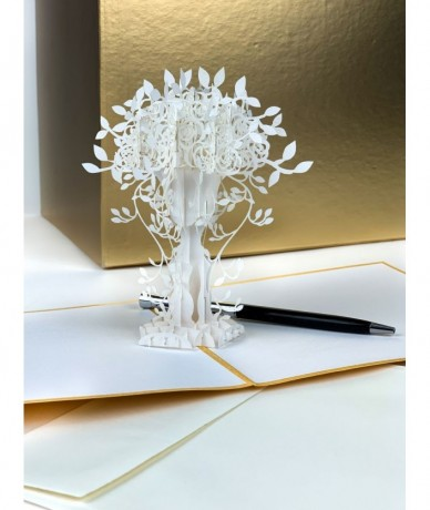 3D gift card - tree of life
