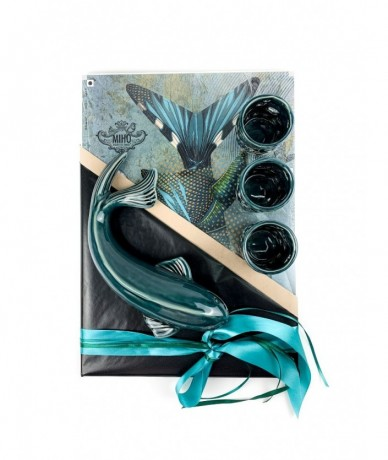 Fish inspired 3 part gift package - Gifts for ladies