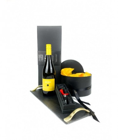 A gift for wine lovers - gourmet present