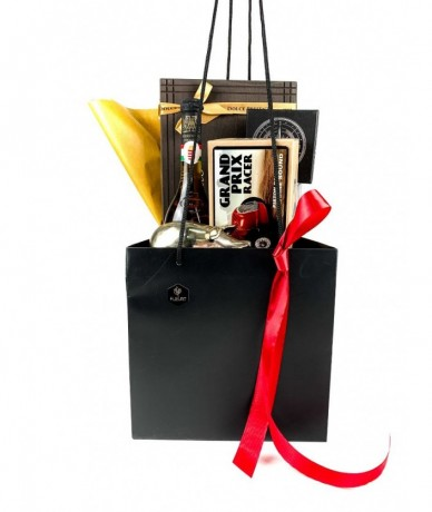 Large retro style gift pack - exclusive creative presents