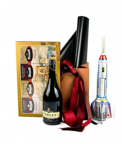 Retro style gift package - Gifts for men