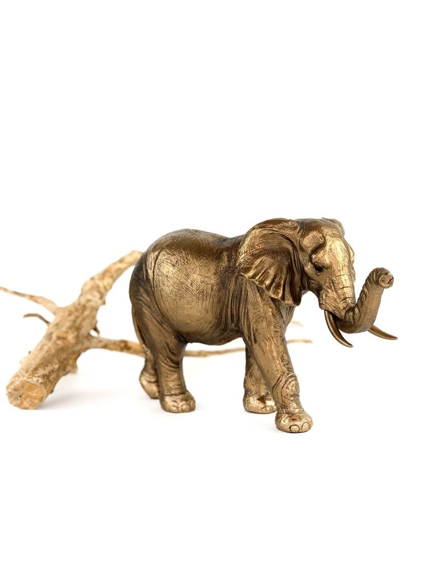 Gold elephant home decor - home decor gifts online