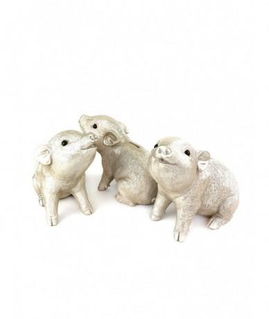 Gold piggy bank - design gifts for children