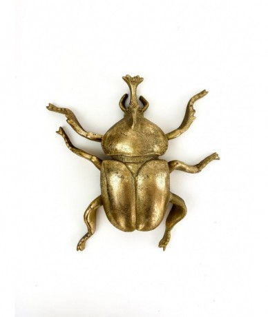 Giant gold rhinoceros beetle - modern present for men