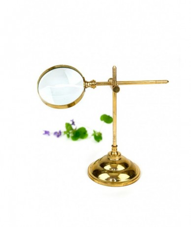 Gorgeous gold magnifier - exclusive gifting