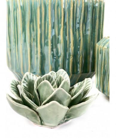 Turquoise napkin decor - accessories in home design