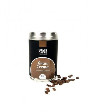 Mami's caffé gran crema whole beans coffee