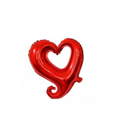 Decorative heart balloon