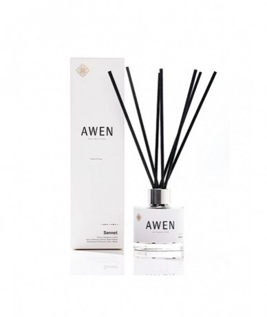 Awen Sonnet reed diffusor sticks