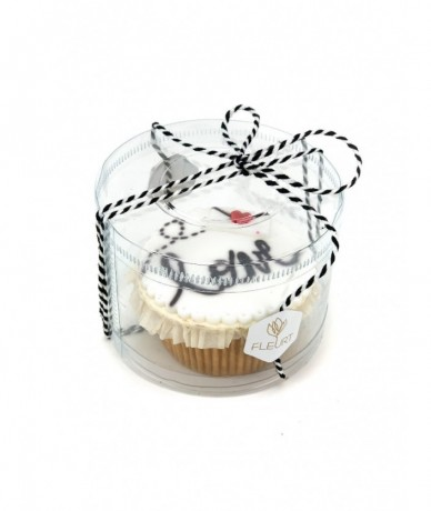 A delicious muffin to add a little sweetness to your gift