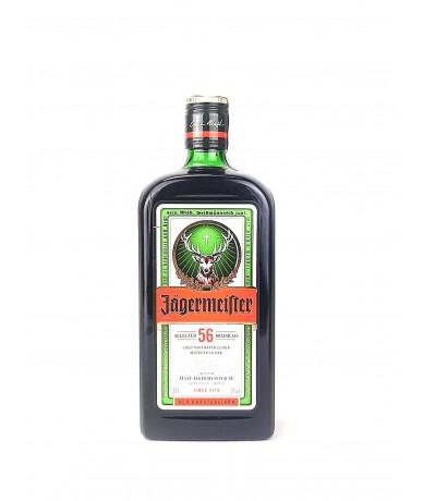 Egy üveg Jägermeister, melyet 3 méretben is kínálunk