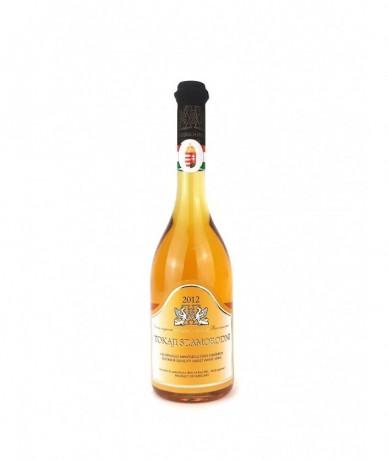Tokaji Szamorodni - gyümölcsös ízű tokaji bor